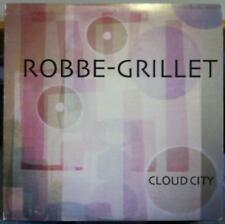 "Robbe-Grillet - Cloud City 10"" Mint- 2004 Chicago Vinyl Record w/Inner 1st"