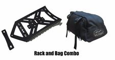WRP MotorCycle Rear Cargo Rack/Bag Combo Yamaha WR250F 2007-13/WR450F 2007-14