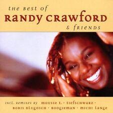 Randy Crawford & Friends Best Of / WEA CD 2000