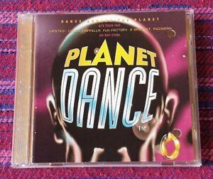 Various Artist ( 群星 ) ~ Planet D ( Promo Copy ) ( FORM ) ( Malaysia Press ) Cd