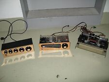 Pye HFS-20 tube preamp & power amplifier (single-ended) & HFT-109 tuner; rare!!