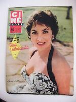 Ciné Revue N°46 Novembre 1956 Gina Lollobrigida