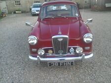 WOLSELEY 1500 1957 in excellent condition
