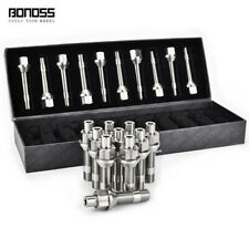 BONOSS Titanium Forged Wheel Stud Conversion Kit for Porsche C2,Carrera,Cayenne
