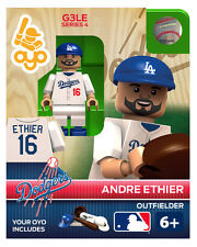 Andre Ethier OYO Los Angeles Dodgers MLB Mini Figure NEW G3 RARE