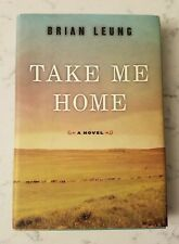 Take Me Home by Brian Leung 2010 Hardcover New 9780061769078 1st Edition Chinese