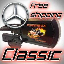 MERCEDES ML270 W163 2.7 CDI 163 PS TUNING CHIP BOX CHIPTUNING POWERBOX CR DE