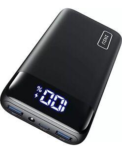 INIU BI-B5 Power BANK Portable Charger Fast Charging LED Display 20000mAh