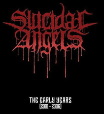 SUICIDAL ANGELS - The Early Years ( 2001-2006 ) - CD - 166508