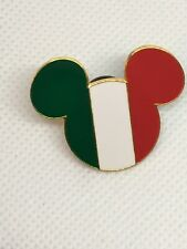 Disney Trading Pin - Mickey Icon Italy - Epcot World Showcase