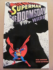 Superman The Doomsday Wars #1 #2 #3 DC Comics Full 1998 Series