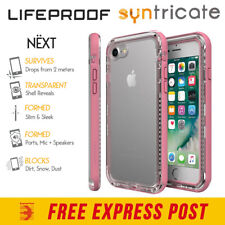 LIFEPROOF NEXT SERIES RUGGED SLIM CASE FOR iPHONE 8/7/ SE (2020) - CLEAR/ROSE