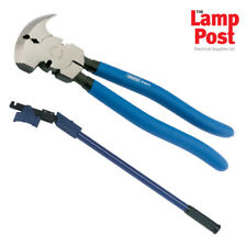 Draper Fence Wire Strainer Tensioning Tool and Fencing Plier Tensioner Straining