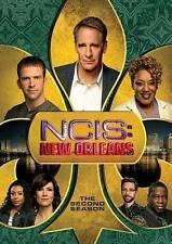 NCIS: New Orleans: Season Two (DVD, 2016, 6-Disc Set)