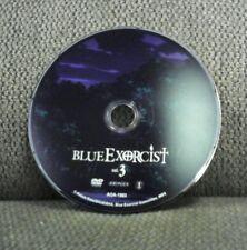 Blue Exorcist Vol. 3 Dvd Region 1