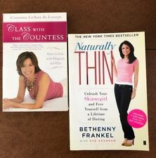 2 RHONY BOOKS by Bethanny & The Countess LuAnn - CHECK IT OUT !!!