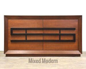 Maximilian Original for Karp Furniture Mahogany Dresser