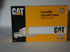 ERTL CATERPILLER CAB