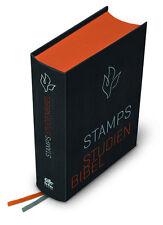 STAMPS Studienbibel (Hardcover blau/rot) (AT & NT)(*NEU*)