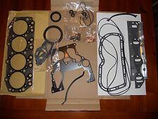 Isuzu 4JA1 diesel gasket set, kit, rebuild, head