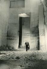YUL BRYNNER JEAN COCTEAU LE TESTAMENT D'ORPHEE 1960 VINTAGE PHOTO ORIGINAL #4