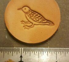 Vintage Baron Leather Stamping Tool ~ Bird 456