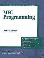 MFC Programming (Advanced Windows), Feuer, Alan R., New Book