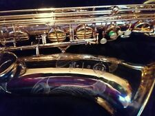 Selmer SA-80 II Baritone Sax with Low A
