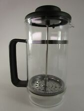 Bodum French Press Coffee Maker 4 Cup 32 ounces Black Coffee Pot