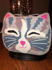NWT~Vera Bradley CAT'S MEOW Iconic Cat Cosmetic~ MEOW WOW!! Exact Item!
