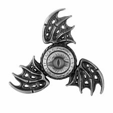 Amazing Silver Dragon Wing High Speed Fidget Hand Spinner - Ships from USA