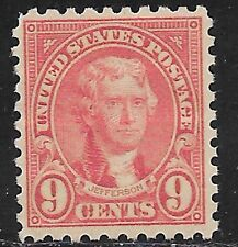 U.S. UNUSED 590     MNH      Perf 10   Single as shown      (R6913)