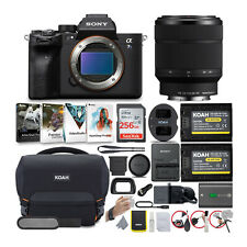 Sony Alpha a7S III Mirrorless Digital Camera with 28-70mm Lens Bundle