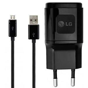 Original Cargador LG MCS-04ER5V=1,8A Cable USB EAD62329304 -D315 F70 / D320 L70