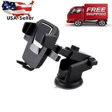 360 Mount Holder Car Windshield Stand Mobile Cell Phone Gps Iphone Samsung