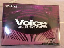 Roland VE-JV-1E Voice Expansion Board – Roland JV-35/50 and A-70/90 Synthesizers