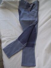 """Ladies Breeches Full Seat  size 26"""" Lavender/Blue - Equetech (were £65.95)"""
