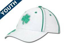 New Licensed Notre Dame FIGHTING IRISH YOUTH Flexfit Hat SHARP S133