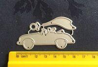 Small / Wedding / Car / Couple / Metal Cutting Die