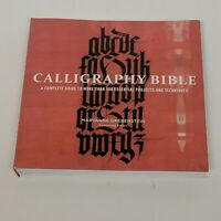 Calligraphy Bible (2012, Paperback) Good Condition