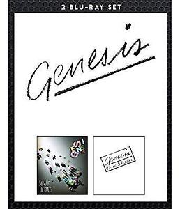 Genesis - Sum Of The Parts + Three Sides Live (NEW 2xBLU-RAY)
