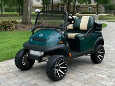 2010 Street Legal Club Car PRECEDENT 48-Volt ON-BOARD CHARGER Lifted Golf Cart