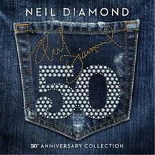 Neil Diamond 50th Anniversary Collection 50 Timeless Classics 3cd