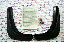 GENUINE Vauxhall ASTRA GTC - FRONT MUDFLAPS / SPLASH GUARDS KIT - NEW MUD FLAPS