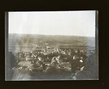 FRANCE 1901 ISERE VIRIEU 6 NEGATIFS Photo Plaque Verre 9X12