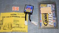boitier NIKKO RACING G-PACK OVER3 SUZUKI GSX 1300 R HAYABUSA 2008/2011 neuf