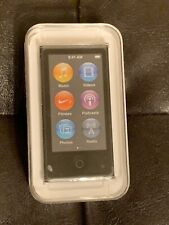 Apple iPod nano 7th Generation Space Gray (16GB) Factory Sealed in Box MKN52LL/A