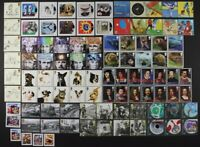 GR. BRITAIN 2010 Commemorative Year Set Collection 12 cpl sets 97 stamps Mint NH