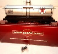 Bachmann 93432 Texaco Single Dome Tank Car for G Scale Train Op. New with box!--
