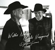 Willie Nelson and Merle Haggard - Django And Jimmie [CD]